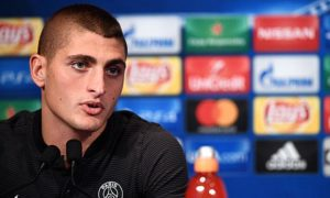 Champions League: Verratti: PSG at the level of FCB