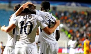 Champions League: Roundup: Kane blows APOEL away - Klopp only remis