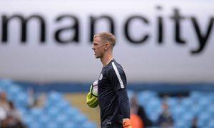 Premier League: Joe Hart: Guardiola didn't give me a fair chance