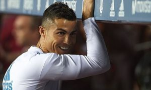 """Primera Division: CR7:""""Stopped playing like a kid."""""""