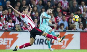 Primera Division: Valverde about Messi: Can be glad that the best one is playing for us