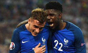 Primera Division: Samuel Umtiti: Will tell Griezmann to come to Barca