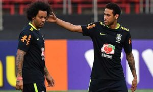 Primera Division: Did Marcelo suggest a Neymar transfer at Real?