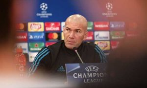 Primera Division: Real Madrid: Zinedine Zidane does not rule out winter transfers