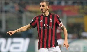"Series A: Advisor rules out change:""Bonucci is Milan's player."""