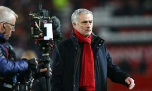 Premier League: Jose Mourinho after Manchester United win with full broadside against Paul Scholes
