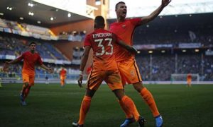 Premier League: Media: FC Chelsea face commitment from Dzeko and Emerson
