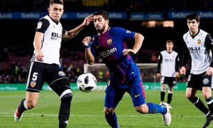 International: Copa del Rey: Watch Valenica against Barcelona in the live stream