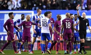 International: Wigan throws ManCity with fabulous FA-Cup victory