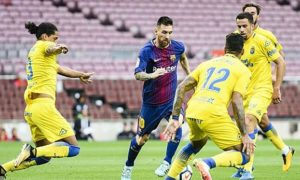 Primera Division: FC Barcelona against UD Las Palmas live on DAZN - All information about the match