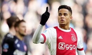 Primera Division: Justin Kluivert denies change rumours about FC Barcelona