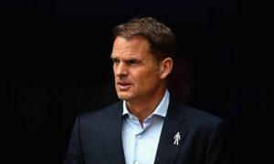 Premier League: After criticism by Jose Mourinho: Frank De Boer strikes back