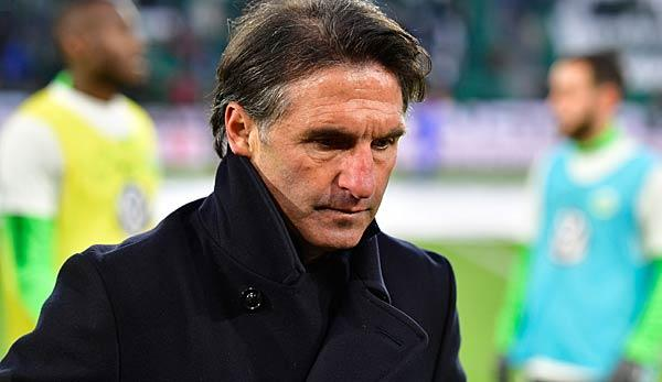 Bundesliga: VfL Wolfsburg: Coach Bruno Labbadia takes tougher measures in the relegation fight