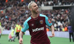 Premiere League: David Moyes compares Marko Arnautovic to Zlatan Ibrahimovic