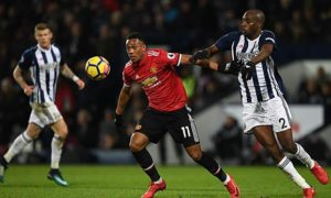 Premier League: ManUnited - West Bromwich live: TV broadcast, live stream, live ticker