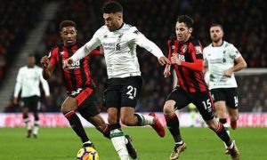 Premier League: Liverpool v Bournemouth: TV broadcast, live stream and live ticker
