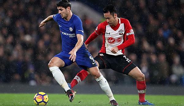 Premier League: Southampton vs. Chelsea on live stream or live ticker