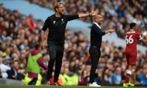 Champions League: Liverpool's Jürgen Klopp praises Pep Guardiola's game idea
