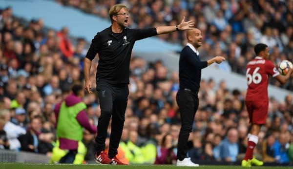 Champions League: Liverpool's Jürgen Klopp praises Pep Guardiola's game idea