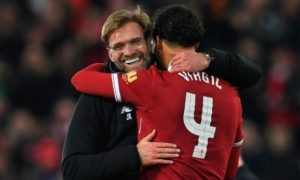 "Premier League: Van Dijk raves about Klopp: ""The perfect coach"""