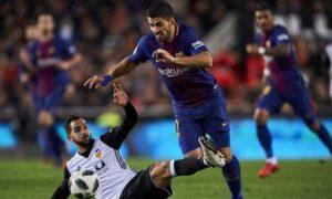 Primera Division: Barca vs. Valencia on Livestream: TV, Broadcast