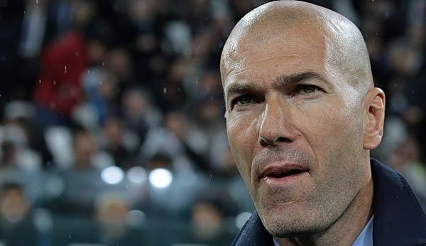 Primera Division: Real Madrid coach Zidane: Will not stand for Barcelona Trellis