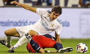 Primera Division: Reals Jesus Vallejo: Punished by the body, ignored by Zidane