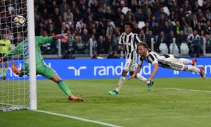 Serie A: 32nd matchday: Höwedes scores for Juventus
