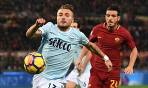 Serie A: Lazio Rome v AS Rome: Watch the Derby della Capitale live today