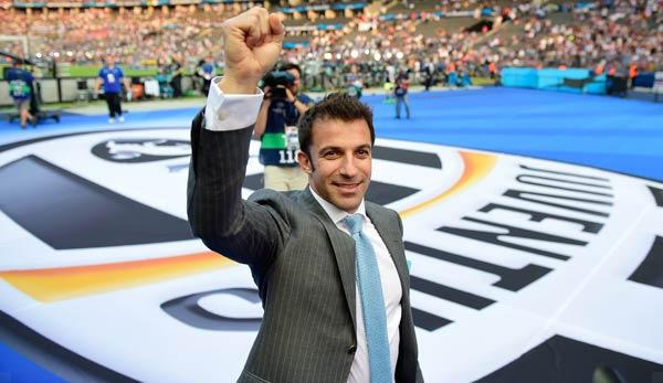 "Champions League: Del Piero on Buffon: ""Couldn't believe what I heard"""