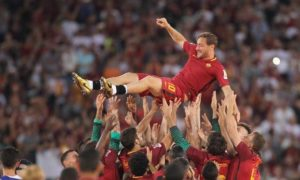 """Seria A: Perez on the burst Totti change: """"He said he could not leave Rome"""""""