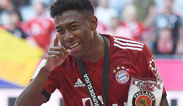 Bundesliga: David Alaba of FC Bayern comments on rumours of a move to Real Madrid