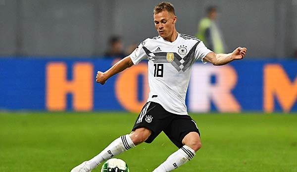 FC Bayern: Kimmich explains tactical differences between DFB and FCB