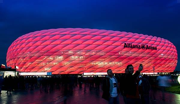 "Bundesliga: FCB: Pictures of ""new"" Allianz Arena out"