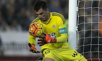 Primera Division: Betis-Keeper Adan to become ter Stegen's representative