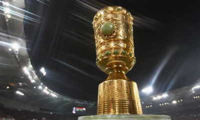DFB Cup: Draw for the 2nd round today live in the Liveticker