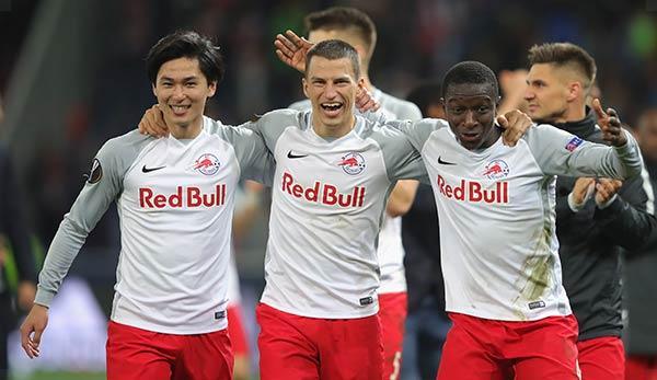Europa League Rb Leipzig Vs Rb Salzburg The Constellations Sport World