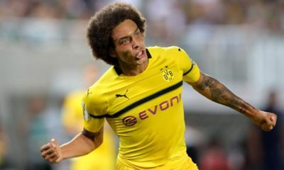 Champions League: Axel Witsel: The face of the BVB upswing