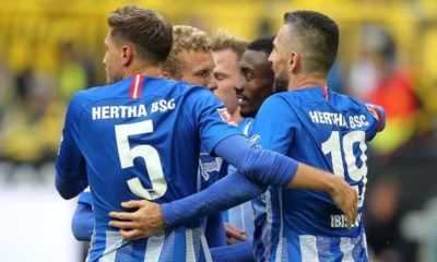 DFB Cup: Darmstadt vs. Hertha today on TV, live stream, live ticker