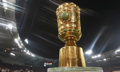DFB-Pokal: Which game is broadcast by ARD today?
