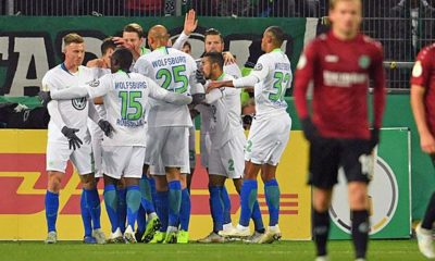 DFB Cup: Wolfsburg wins Derby - Fortuna wins cantata after lagging behind