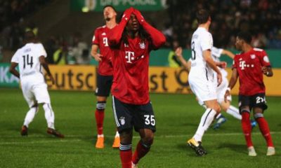 DFB Cup: FC Bayern trembles into the round of sixteen