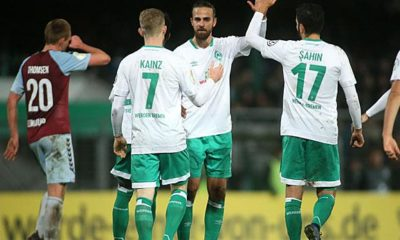 DFB Cup: Schalke fights for extra time - Bremen sovereign - now: Gladbach vs. Bayer