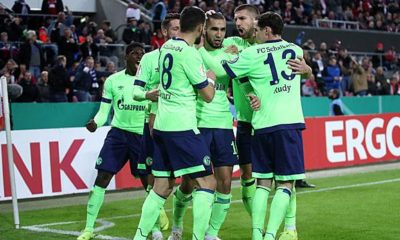 DFB Cup: 911 drama! Weak S04 survives Pokalfight in Cologne