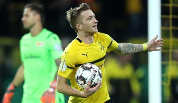 DFB Cup: Penalty kick in the 121st! Reus continues shooting Dusel-BVB