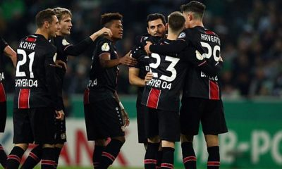 DFB Cup: Next Gala! Leverkusen demonstrates desolate Gladbacher