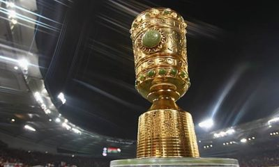 DFB Cup: DFB Cup Draw: live