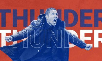 Champions League: In the footsteps of Diego Simeone and his philosophy: Thunder already in the bus