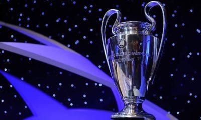 Champions League: Champions League: These games show DAZN