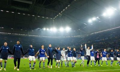 Champions League: Schalke 04 - Galatasaray: Highlights